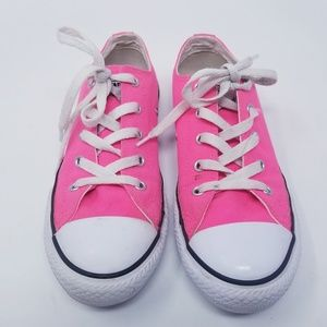 Converse All Star Girl Shoes Size 3 Canvas Sneaker